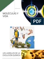 Átomos, Moléculas y Vida