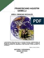 Historia y Geografía 8º...