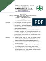 Sk Tata Layanan Klinis