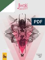 Agenda Jiwaki Septiembre 2017