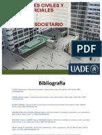 regimen de sociedades civiles y comerciales argentina