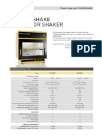 Product Data THERMOSHAKE English