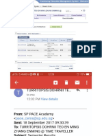 Turritopsis Dohrnii Teo En Ming's Academic Qualifications 19 Sep 2017