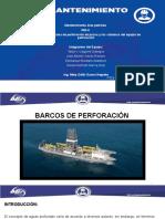 Barco de Perforación