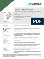 Diez Tipos de Innovacion Keeley Es 21404