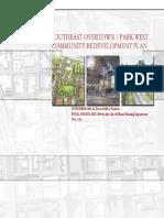 2009 SEOPW Redevelopment Plan