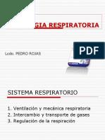 Fisio. Resp. Pedro
