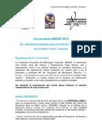 Emont 2014- Convocatoria Sn Crist