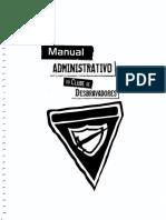 Novo Manual Administrativo de Desbravadores DSA 2013