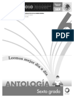 antologia 6o