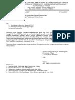 Surat Pengumuman Pembukaan PPG