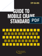 Mobile Crane Standards
