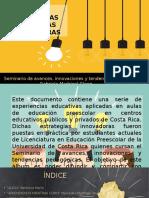 Álbum de Estrategias Educativas Innovadoras