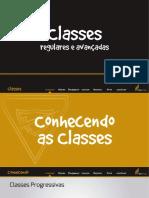 Guia de Como Realizar as Classes Regulares e Avançadas dos Desbravadores