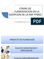 Etapas de Adopcion DIPLOMADO NORMAS