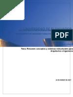 Forma Esquemática de Edificios Como Sistema Estructural Total