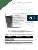 Unidade 1 - Introdução às Estratégias de Leitura