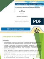 Evidencia 1 Caracteristicas de Los Productos y Servicios Objeto de La Oferta Internacional (1)