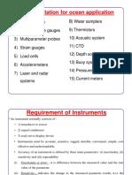 instrumation