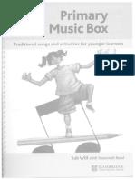 CCC Primary Music Box