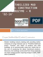 Mud Construction