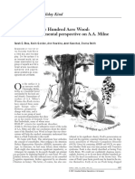 Art. Pathology in the Hundred Acre Wood, A Neurodevelopmental Perspective on a.a. Milne