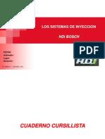Inyeccion Diesel - Hdi - Bosch