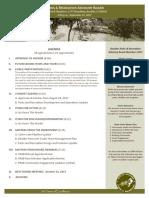 PRAB Agenda Sept 2017