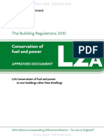 Bregs Approved Doc l2a - Conservation of Fuel and Power New Other Than Dwellings (2013,2016)