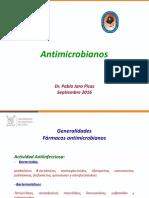 Antimicrobianos 2 Sem 2016