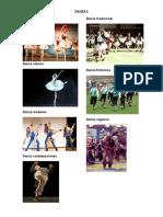 20 Tipos de Danzas Danza