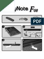 Packard Bell Easynote SJ81 Manual