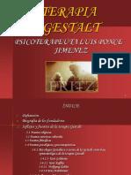 1. Historia Terapia Gestalt