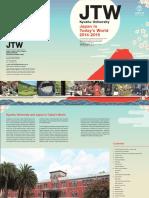 JTW Programm kyushu university