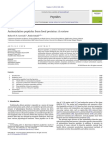 Antioxidative Peptides From Food Proteins a Review