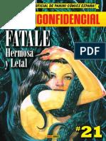 Panini Confidencial 21