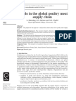 Trends in the global poultry meat supply chain