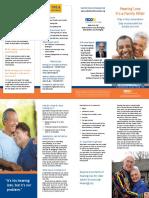NCOA Hearing Loss Guide for Seniors