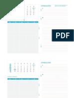 Student Calendar_Mon Start11