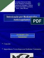 Aula Rodenticidas anticoagulantes