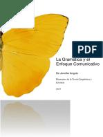 ENSAYO -Enfoque Comunicativo y Gramatica - JENNIFER ANGULO