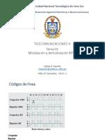T. III - TEMA 03 - BPSK