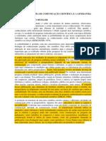 MUELLER (a Ciência, A Comunicação Científica)(1)