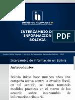 SIN BOLIVIA Diseño Final