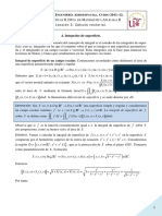 Integral de Superficie 3
