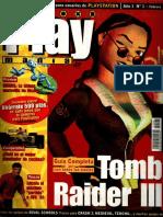 Playmania 001 - Febrero 1999