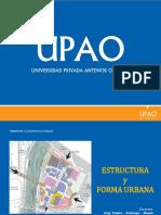 1. Estructura Urbana de La Ciudad