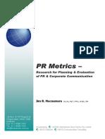 PR Metrics Paper