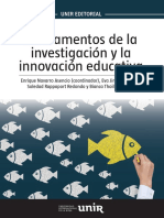 Investigacion_innovacion Educativa Muestra