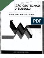 Livro_Prospecção Geotécnica de Subsolo